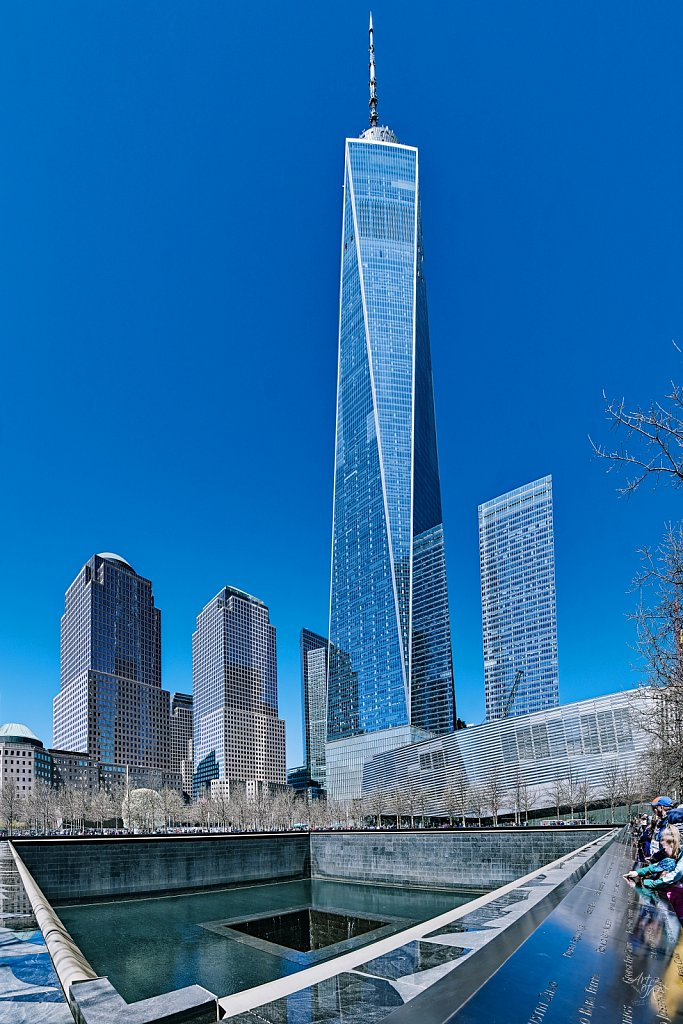 """One World Observatory"""