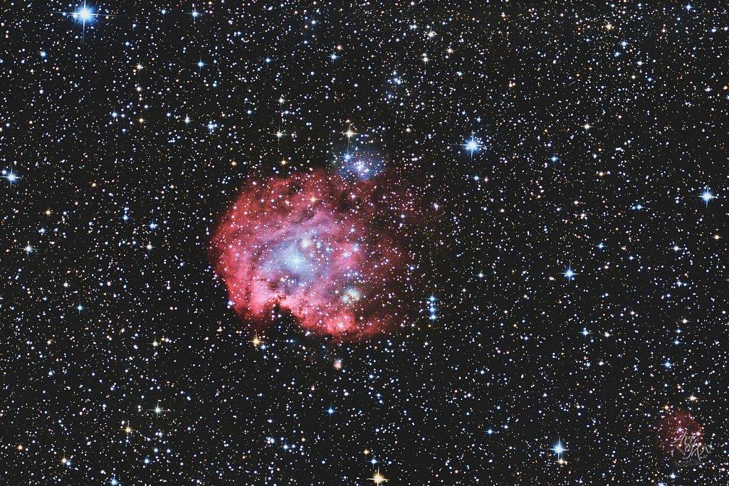 """""""NGC 2174 - Monkey Head Nebula"""""""