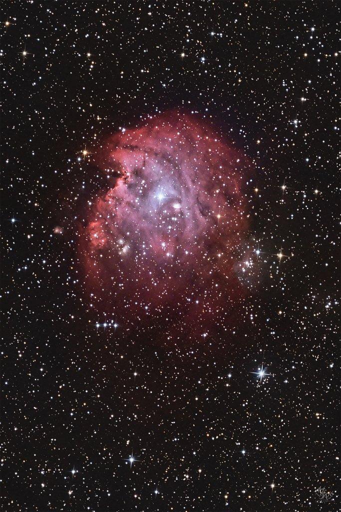 """""""NGC2174 - Affenkopfnebel"""""""