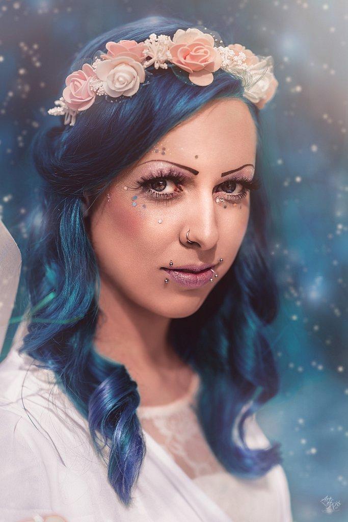 """""""The blue fairy"""""""