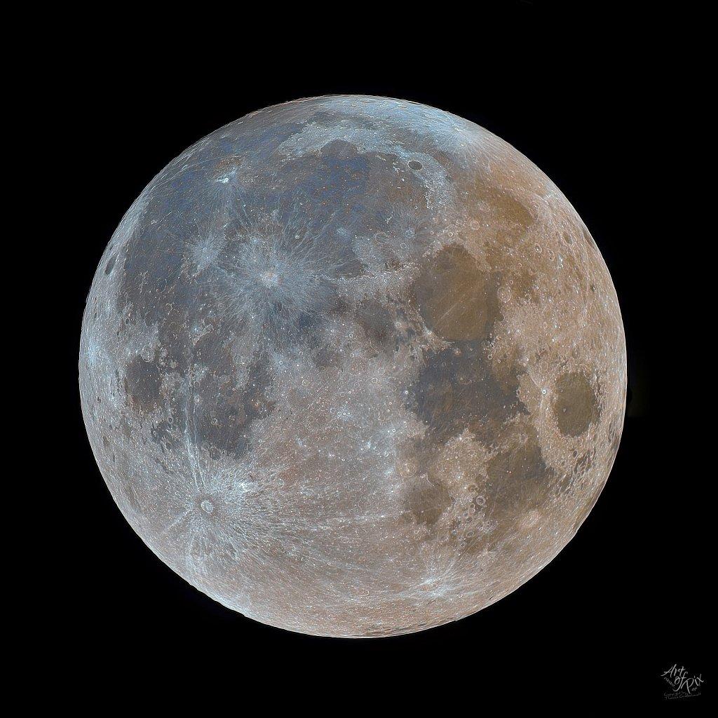 """""""Moon - Color"""""""